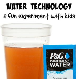 Clean Water Experiment