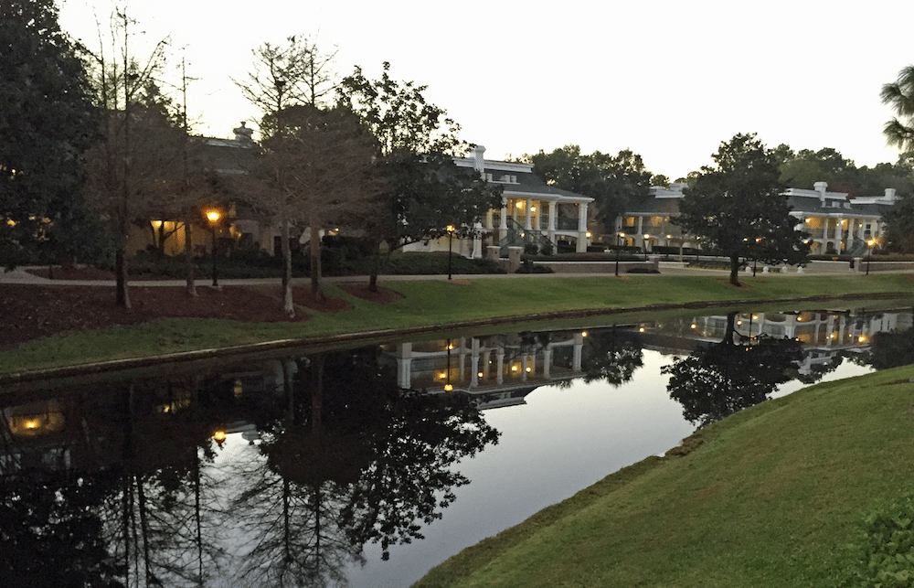 Port Orleans Riverside Southern Charm