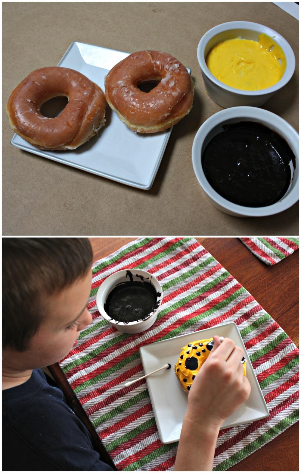 Zootopia Donut Activity