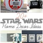 20+ Star Wars Home Decor Ideas
