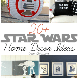 20+ Star Wars Home Decor Ideas