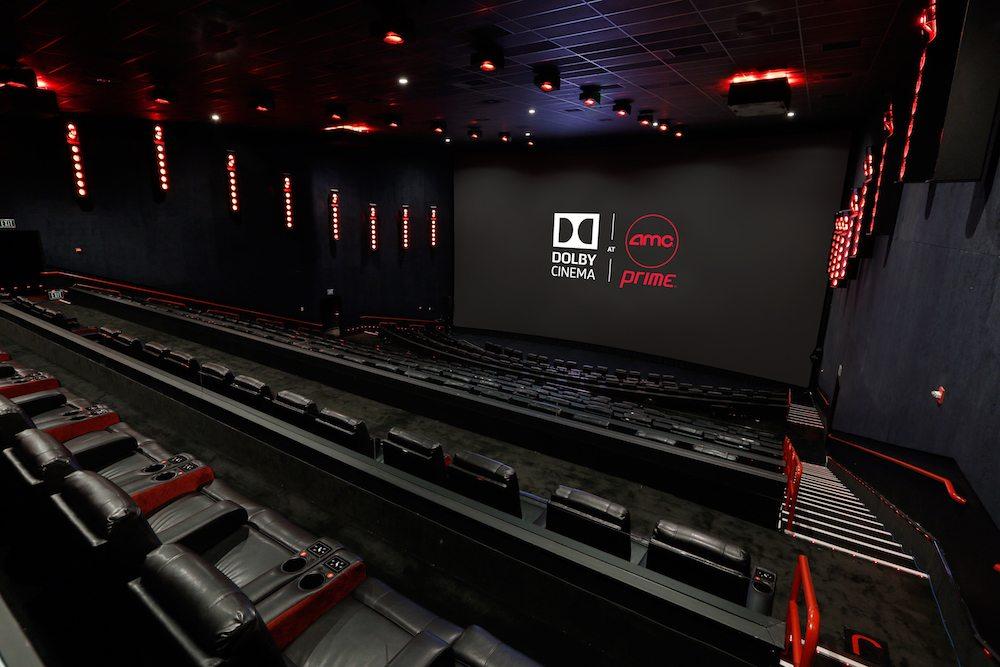 Dolby Cinema at AMC Prime Screen