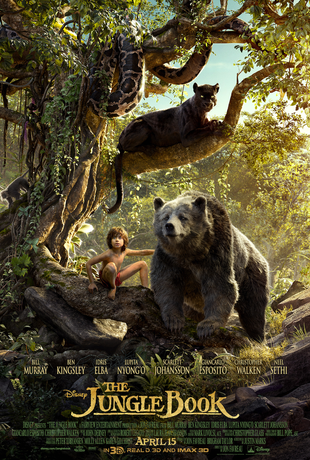 A Parental Guide To The Jungle Book