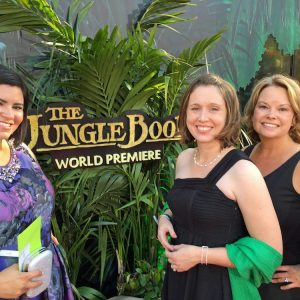 Disney Jungle Book Red Carpet Experience