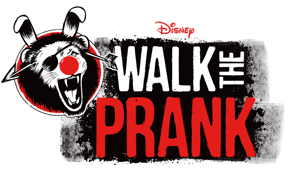 Walk the Prank a new Disney XD show that is fun for the whole family.