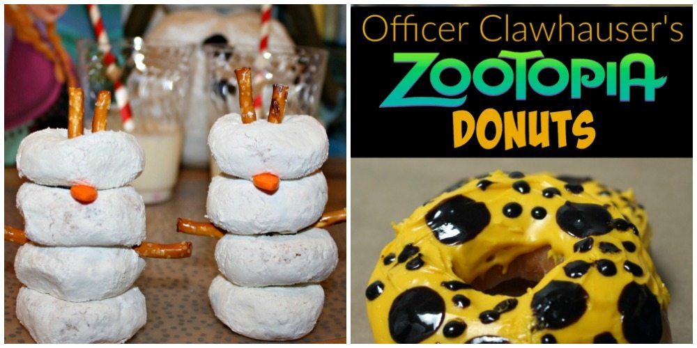 15 ways to decorate donut treats