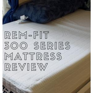 REM-Fit SLEEP Mattress Review #REMFit
