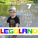 7 Things to do at LEGOLAND this summer