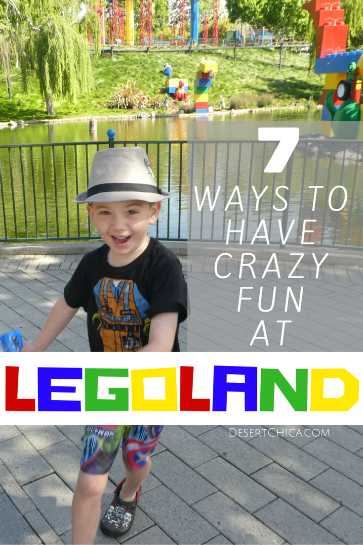 Looking for LEGOLAND California secrets? Check out all these awesome things you can do at LEGOLAND this summer including rides and how to get soaked without visiting the waterpark!