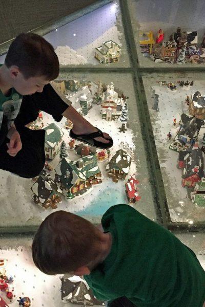 Visiting The Mini Time Machine Museum
