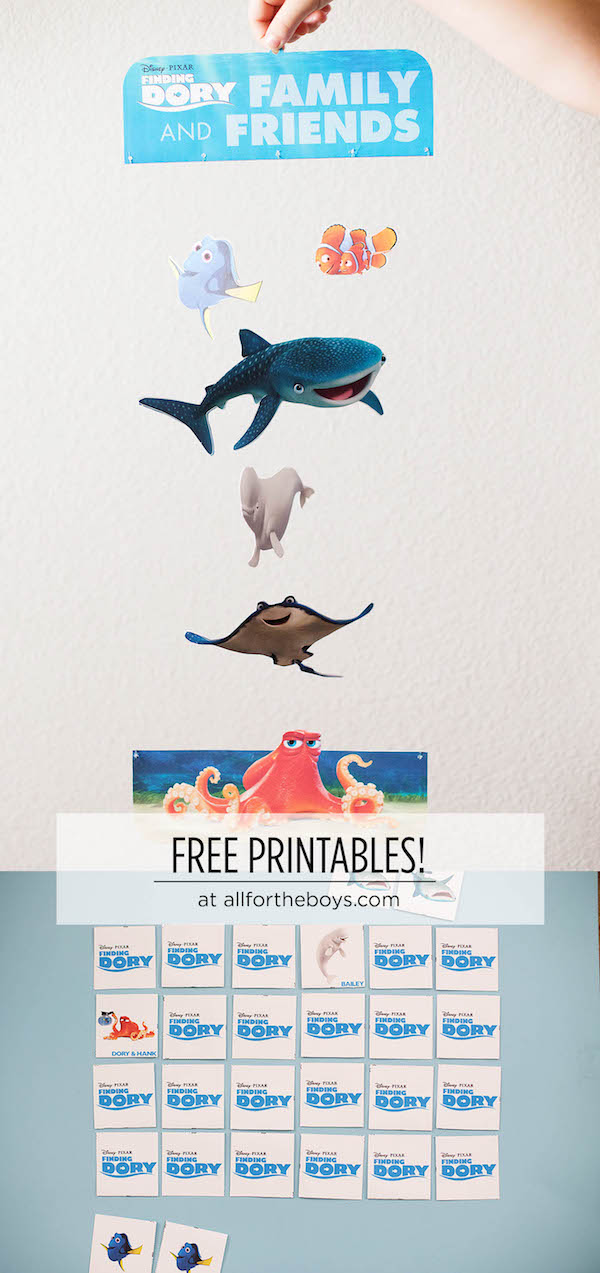 Finding Dory Mobile