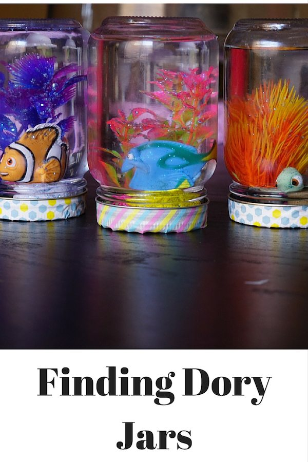 50 finding dory activities recipes diy crafts for Finding dory crafts for preschoolers
