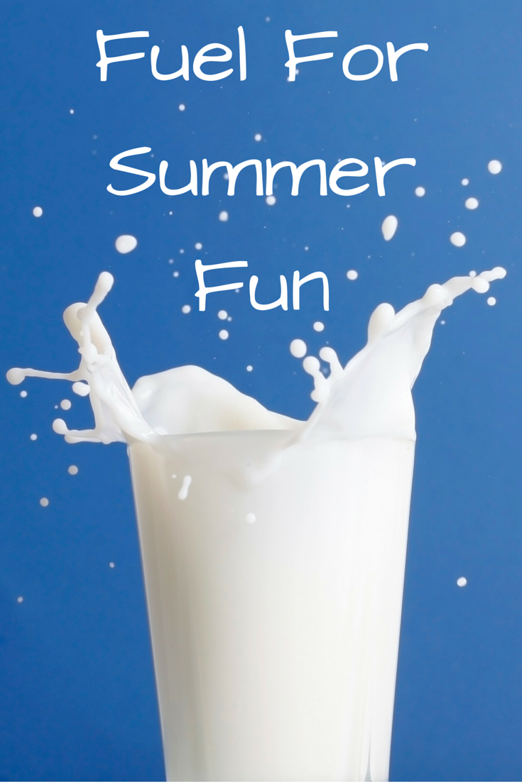 Help Fuel Summer Fun and donate to the Great American Milk Drive #MilkDrive