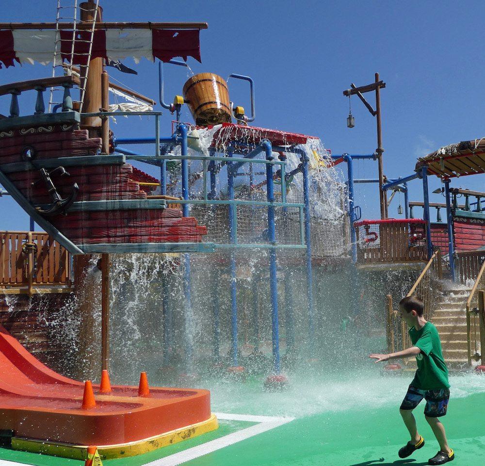 Get Wet at LEGOLAND California