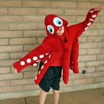Finding Dory Costume: Hank the Octopus