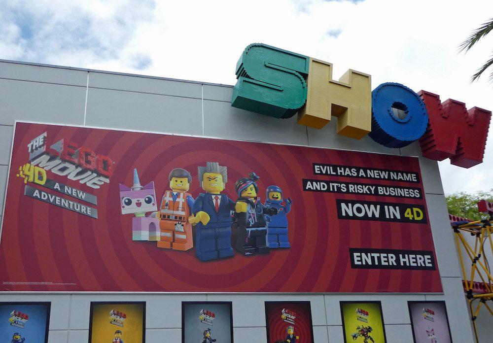 LEGO Movie 4D Adventure at LEGOLAND California This Summer