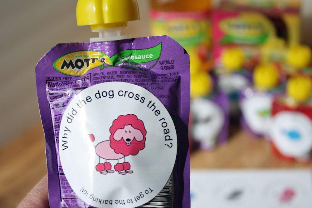 Pet Joke stickers