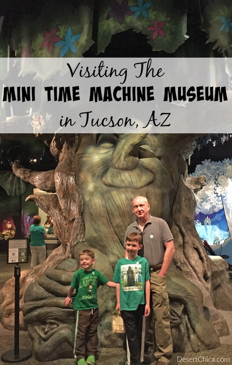 Visiting The Mini Time Machine Museum in Tucson