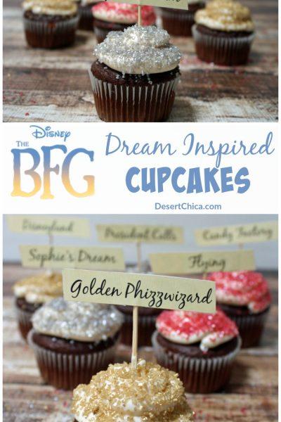 BFG Cupcakes
