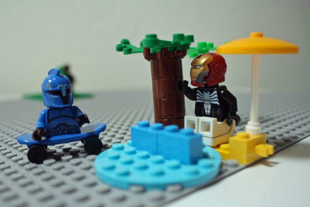 Best Summer Vacation LEGO