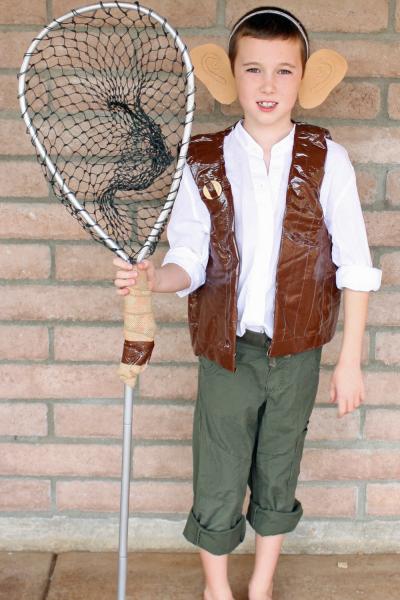BFG Costume