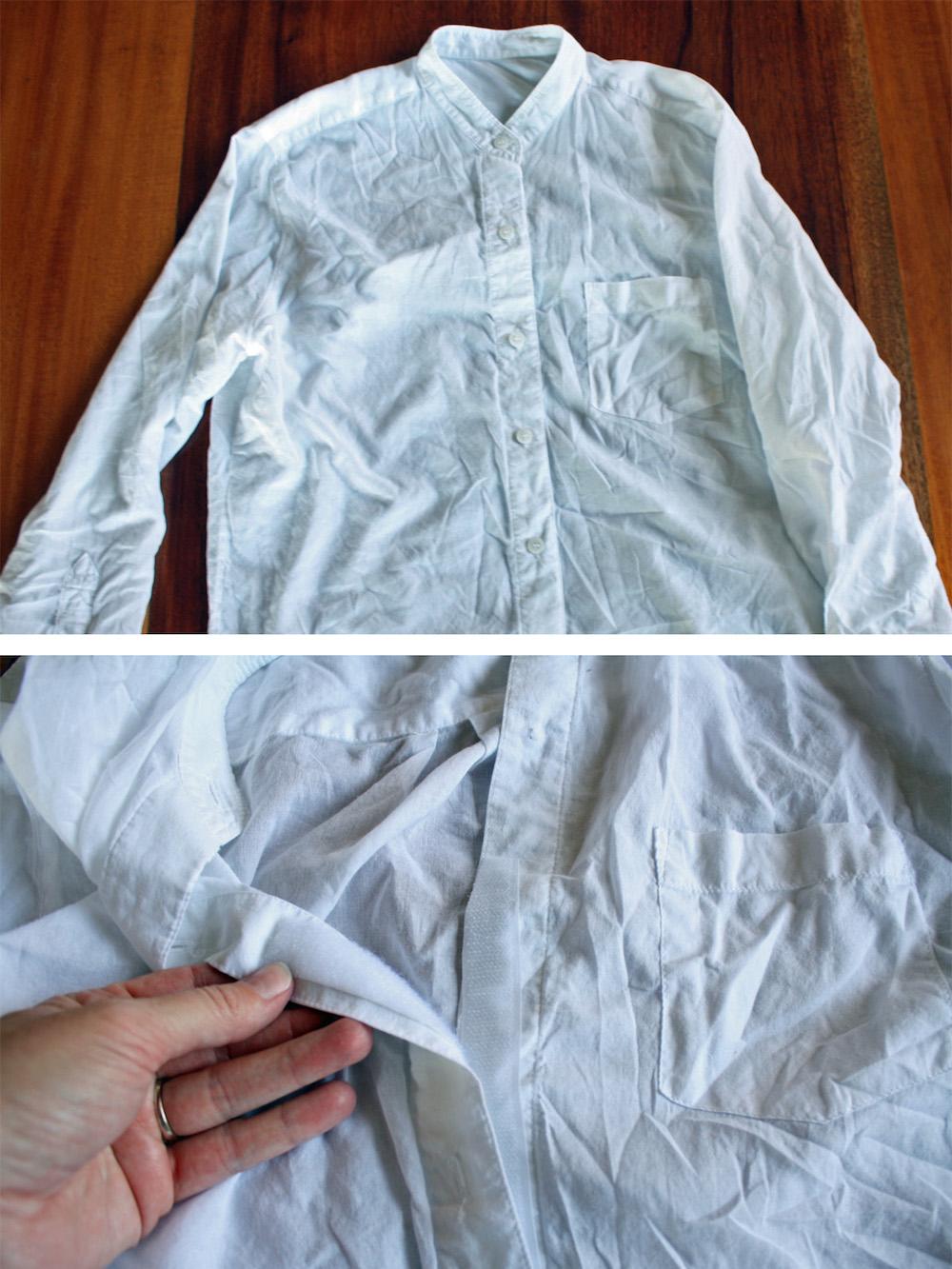 How to make a BFG shirt