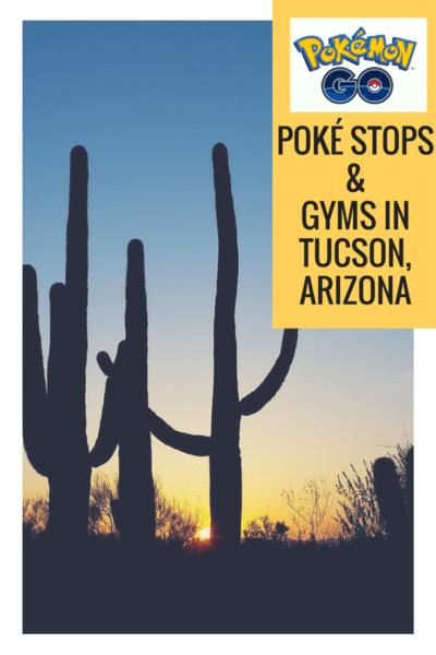 Play POKÉMON GO in Tucson, AZ
