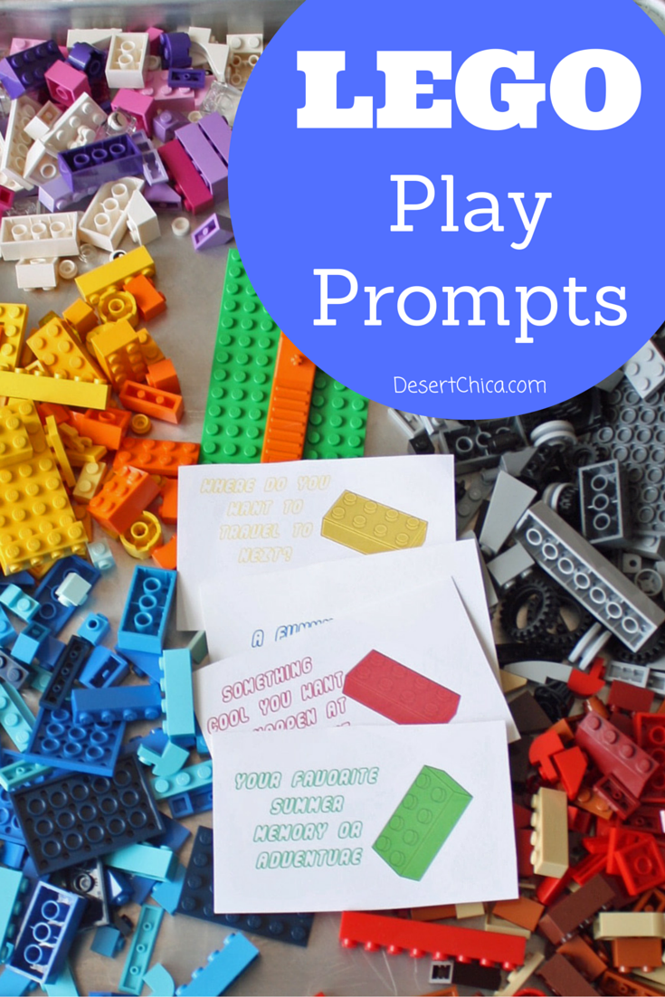 Printable LEGO Play Prompts
