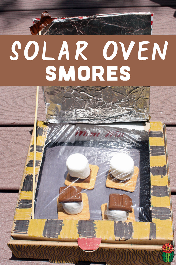 Try this easy DIY Solar Oven for kids this summer. Learn how to make a solar oven with these plans, perfect for summer fun or a science project. Start with a cardboard pizza box (or shoe box) and you are on your way to a simple experiment that combines STEM with cooking. Other Solar Oven baking ideas include nachos, popcorn or cookies. This post is perfect for teachers looking for how to build a homemade solar oven for a school lesson as well.