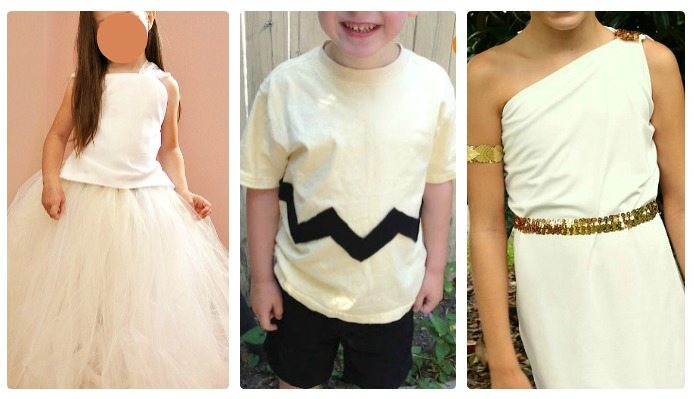 Adorable DIY Halloween Costumes for Kids
