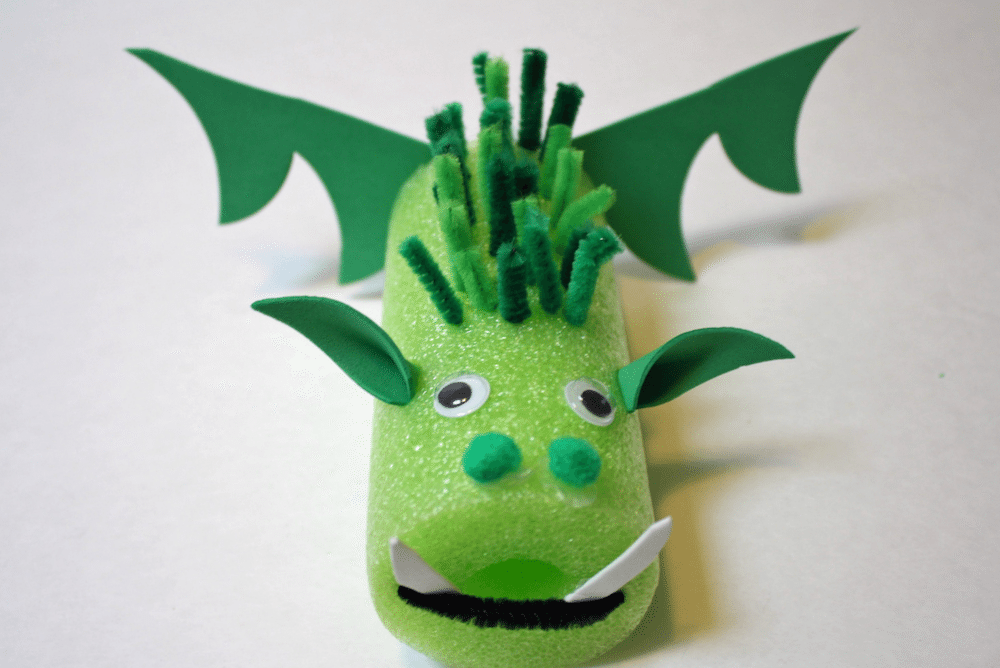 Elliot - Pete's Dragon Craft