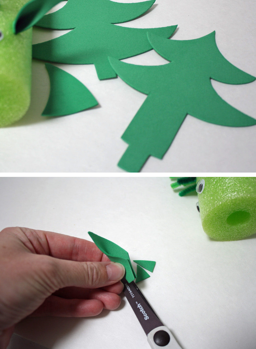 Make Pete's Dragon Craft Ears