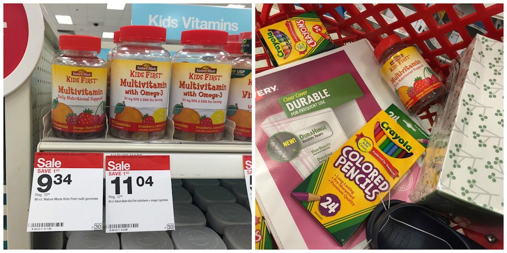 Nature Made KIDS First Multivitamin Gummies at Target