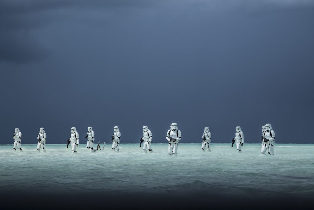 Rogue One: A Star Wars Story..Stormtroopers..Ph: Jonathan Olley..©Lucasfilm LFL 2016.