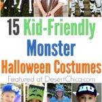 Kid-Friendly Monster Costumes