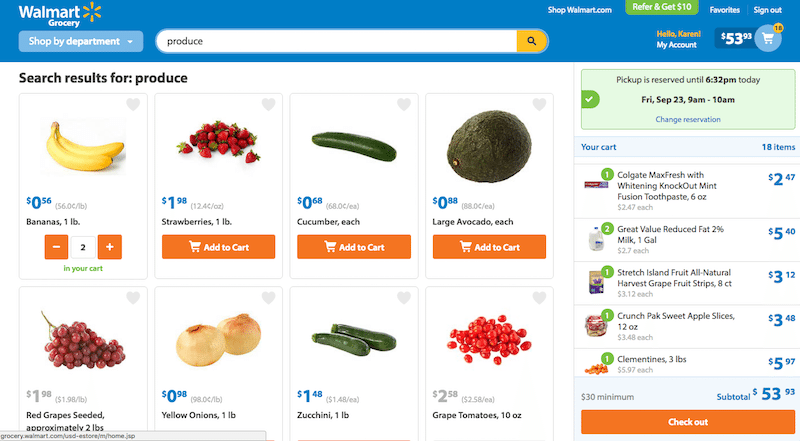 ordering-at-walmart-grocery-online