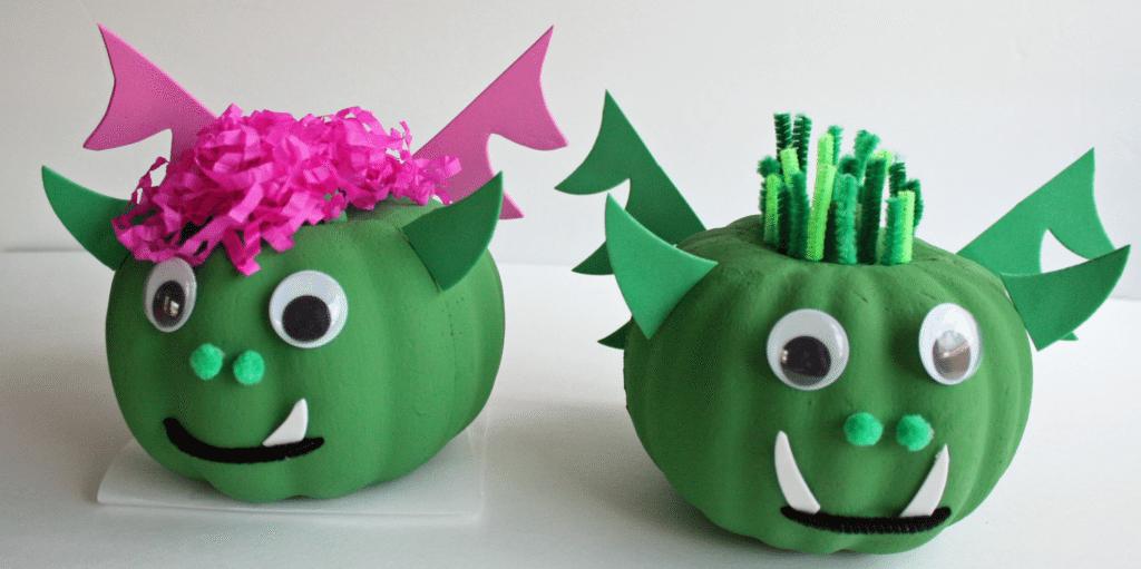 petes-dragon-pumpkins-for-halloween