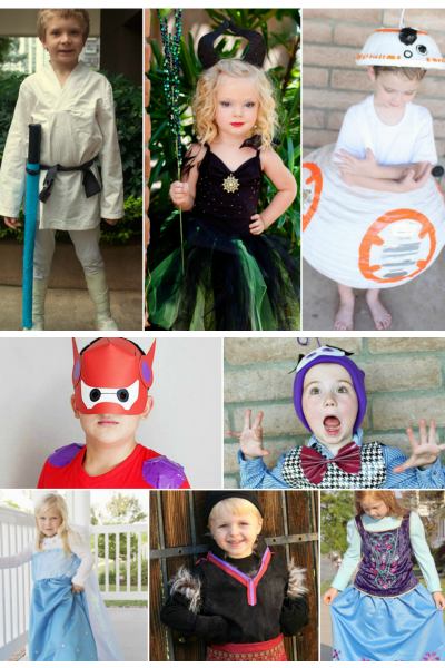 Movie Character Halloween Costumes