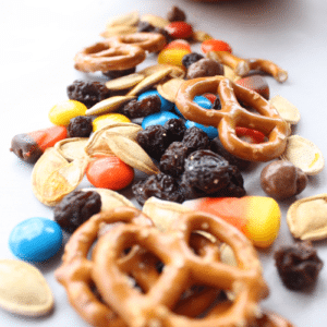 After Halloween Trail Mix