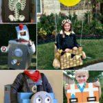 Cardboard Box Costumes
