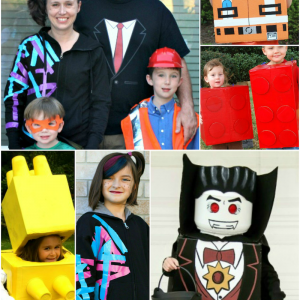 LEGO Costume Ideas