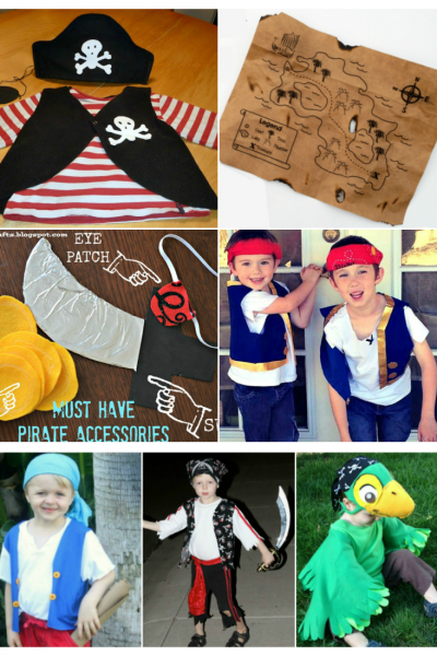 Pirate Halloween Costume Ideas
