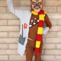 Potterwookiee Costume