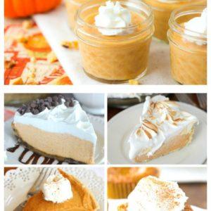 Amazing Pumpkin Desserts