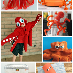 Finding Dory Hank Crafts