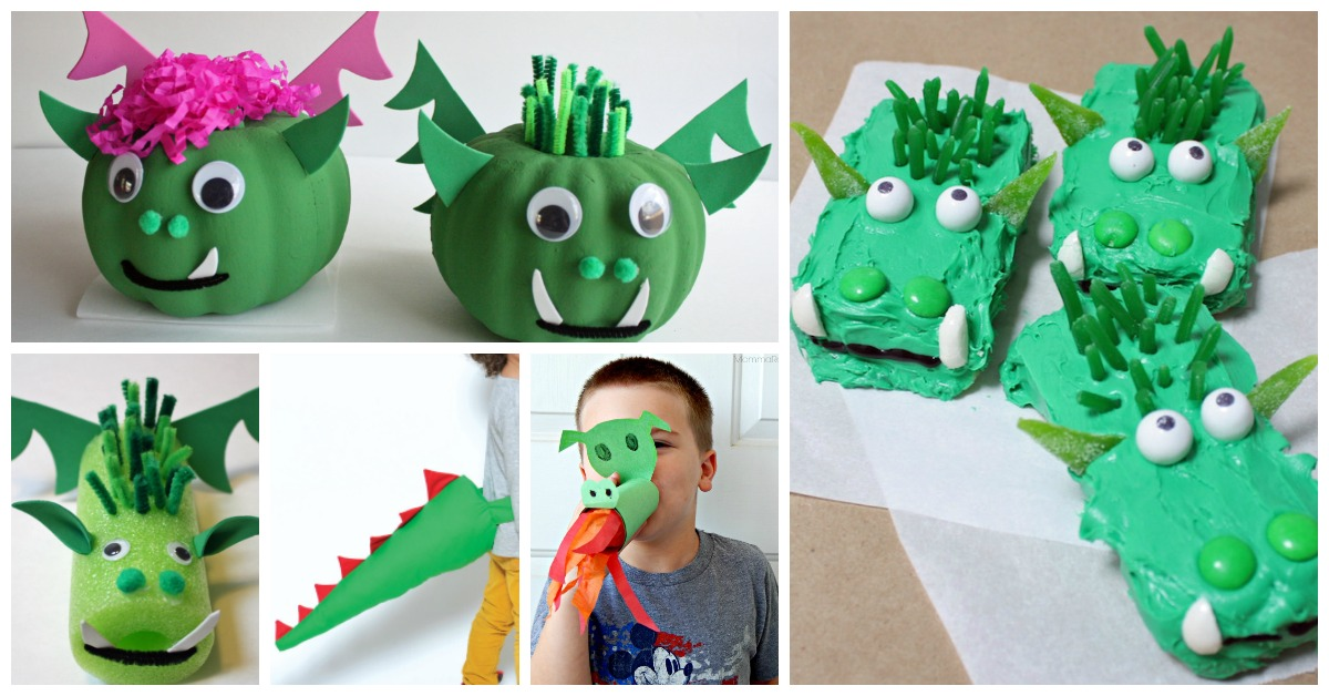 fun-petes-dragon-food-and-craft-ideas