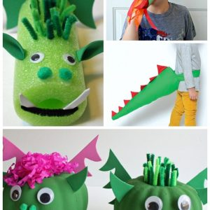 Pete's Dragon Fun Food and Craft Ideas