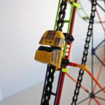 Fun with K'NEX Wild Whiplash Roller Coaster