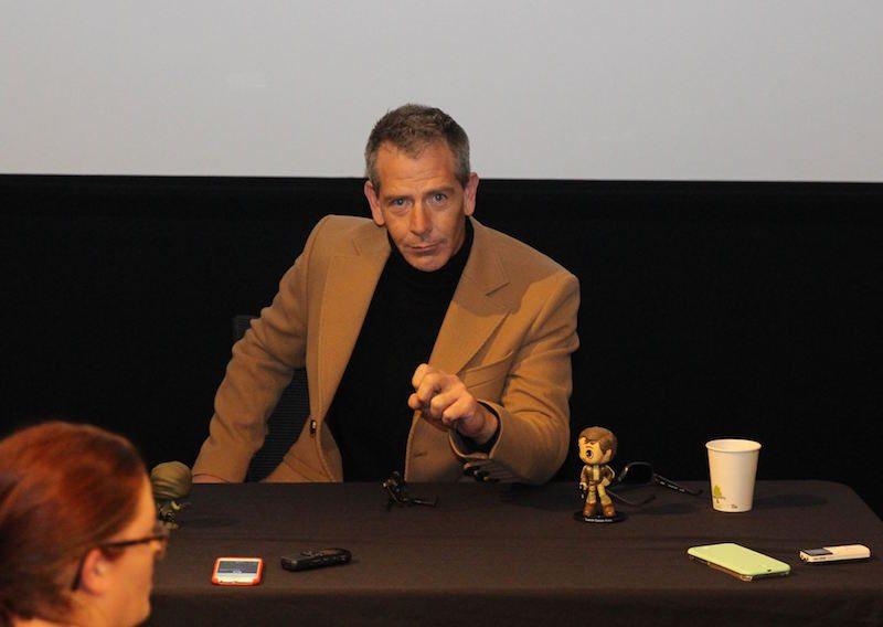 Ben Mendelsohn Interview for Rogue One