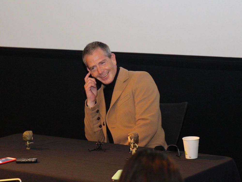 Ben Mendelsohn Rogue One Interview